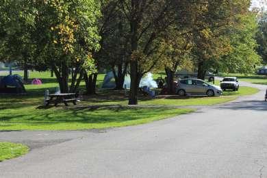 Brookville Lake Campground