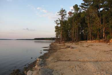 Jones Lake Campground
