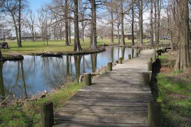 Reelfoot Lake Campground
