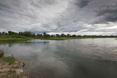 Missouri River Headwaters State Park