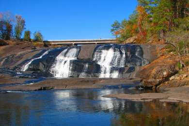 High Falls State Park Campground