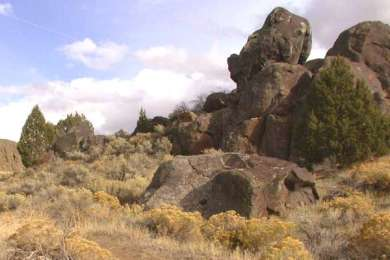 Massacre Rocks State Park