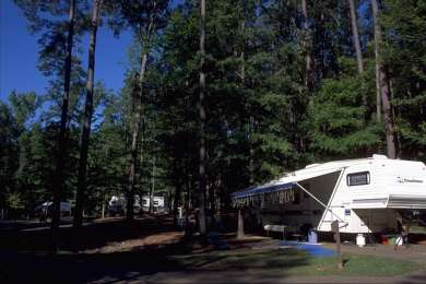 Lake D'Arbonne Campground