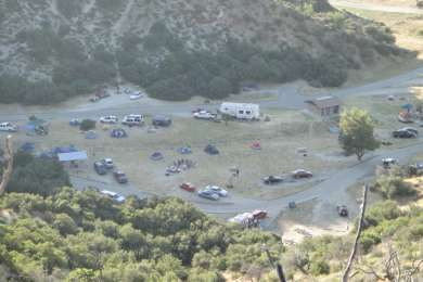 Los Alamos Group Campground