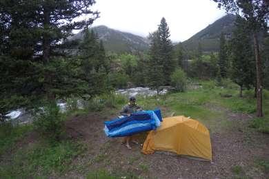 Limber Pine Campground