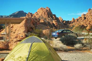 Arch Rock Campground