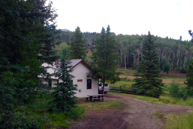 Brewery Creek Guard Station