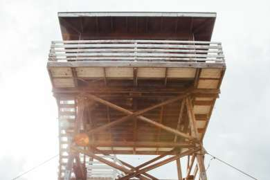 Gem Peak Lookout Tower