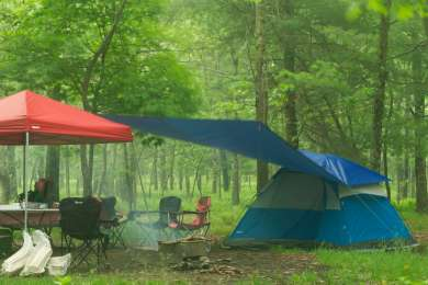 Big Meadows Campground