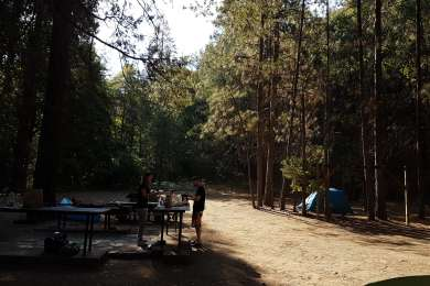 There is a large BBQ kitchen area that we enjoyed very much