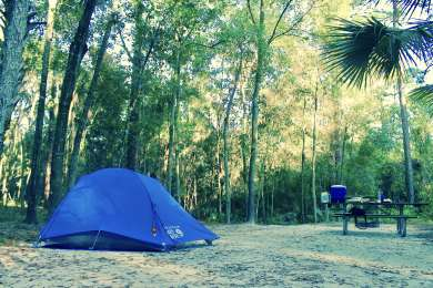 Wekiwa Springs Campground