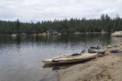 Gerle Creek Reservoir