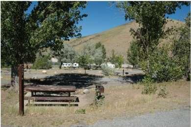 Little Deer Creek campground