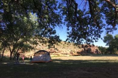 Black Mesa Campground