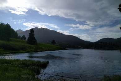 Lake Isabel Cabin