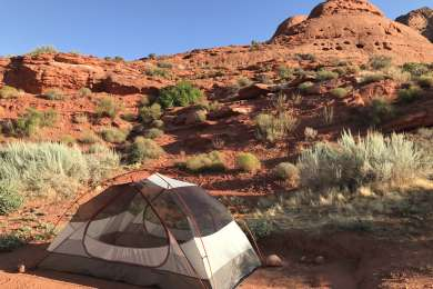 Red Cliffs Campground