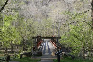 Old Sublimity Bridge
