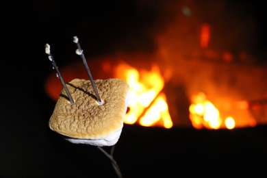 Smore's make any campout better
