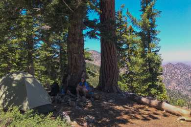 Little Jimmy Trail Camp