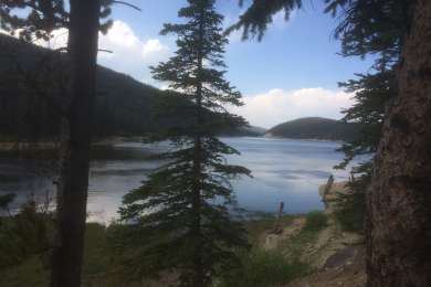 Chambers Lake Campground