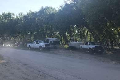 Sandy Beach Willow Campground
