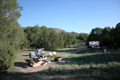 Here's a campsite