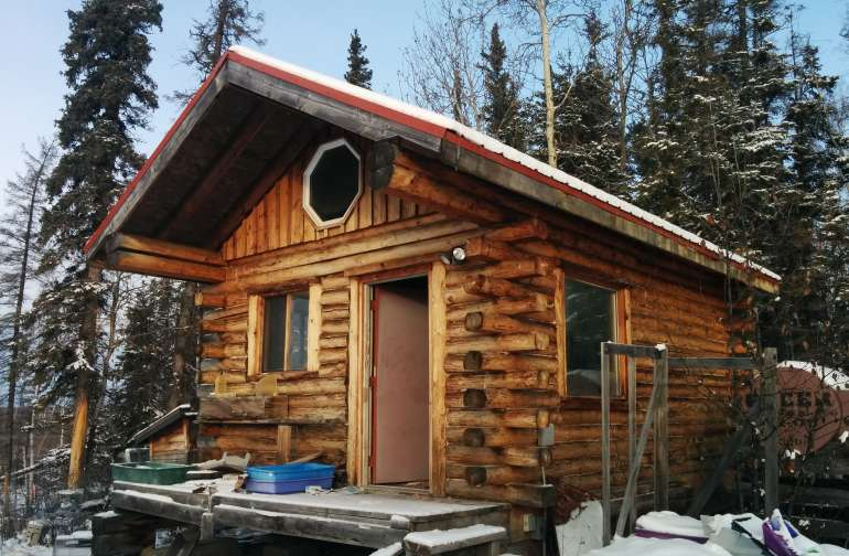 The Coop Cabin!