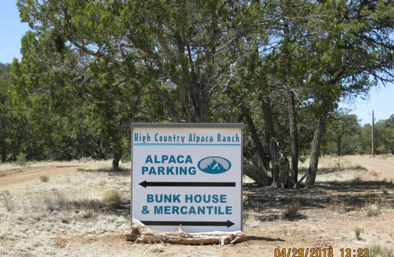 High Country Alpaca Ranch Camp