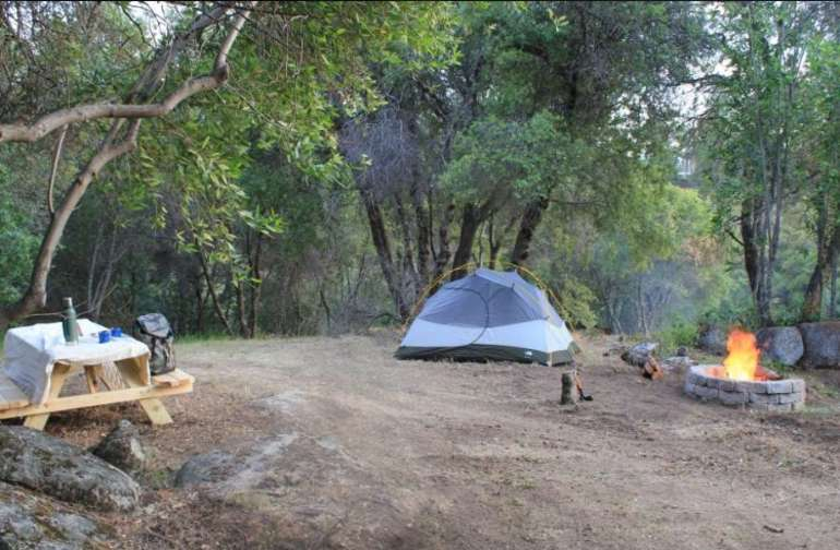 Best Camping In And Near Yosemite National Park
