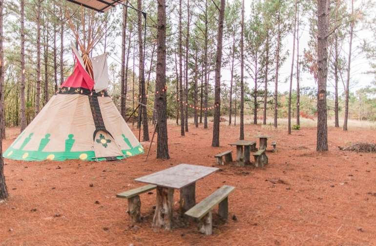 best full hookup campgrounds in texas
