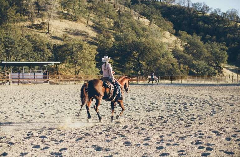activity horseback