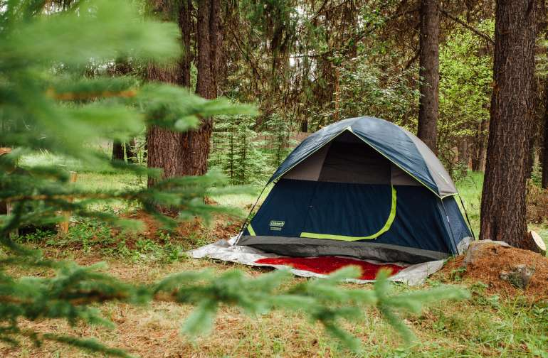 Best Camping in and Near Kootenai National Forest