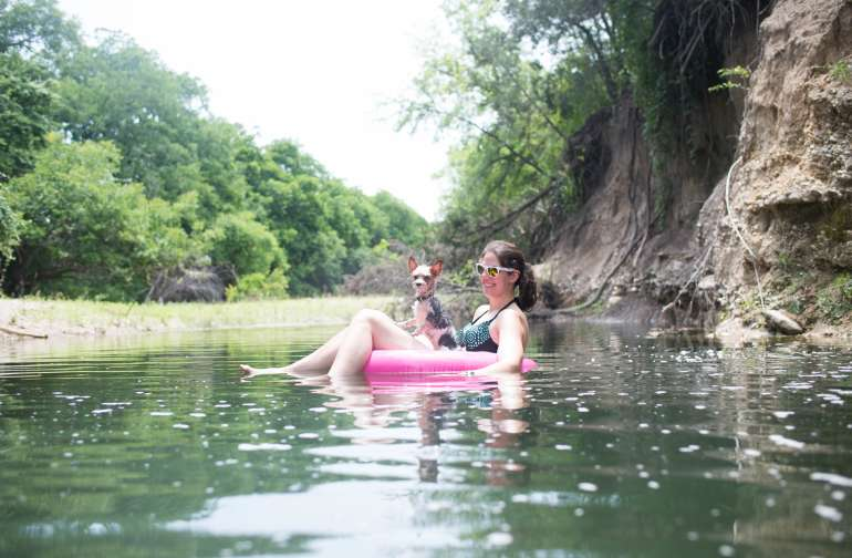Best Camping in and Near Dinosaur Valley State Park