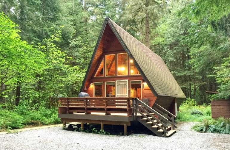 Mt. Baker Lodging – Cabin #15
