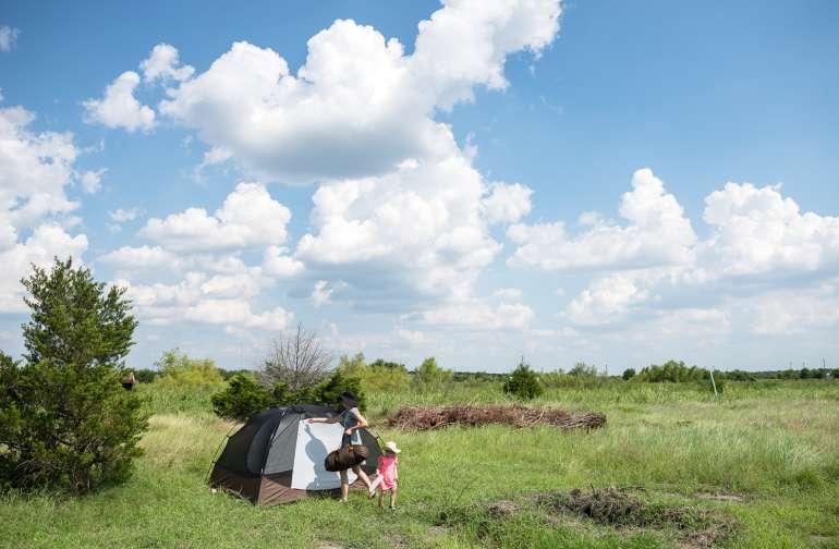 Un.Inc Tent Camping
