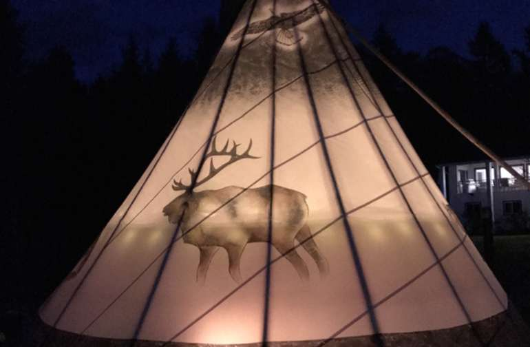 Sundog Tipi Camp