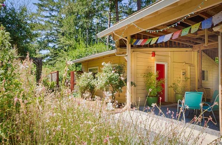 Enchanted Redwood Cottage