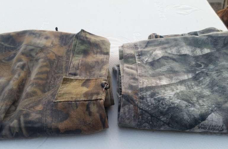 Hunting pants