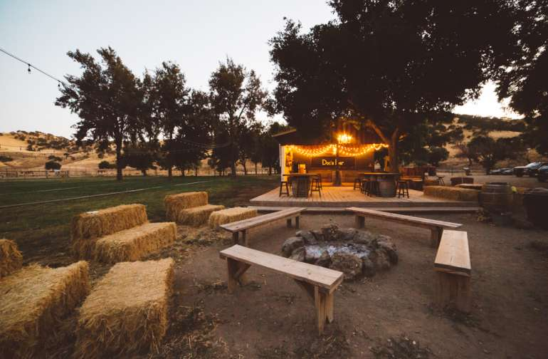 amenity vibes fire pit