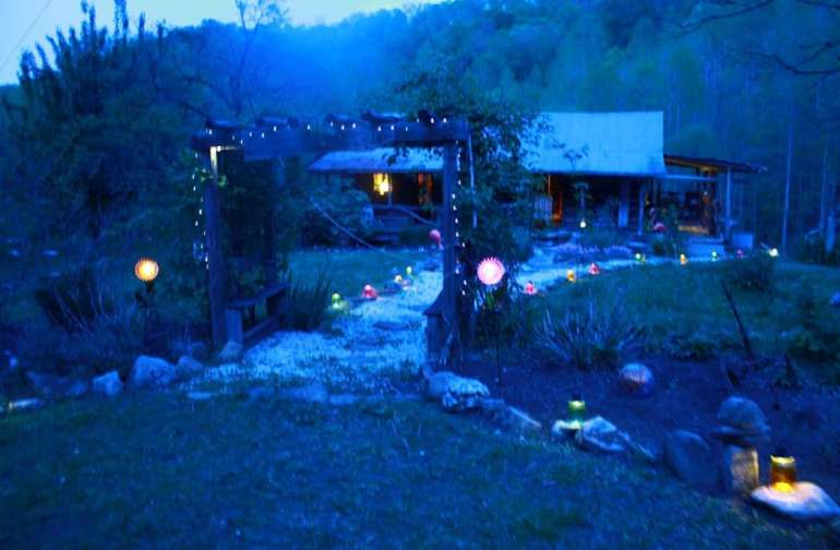 Beyond Yonder Sanctuary Camping