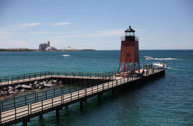 Charlevoix Michigan