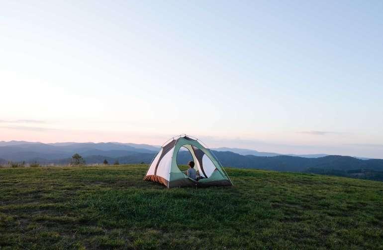 Let's camp!