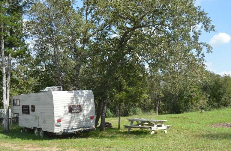 Sierra Cove Camping