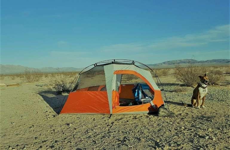 BYO Tent-Off Grid Under Stars!