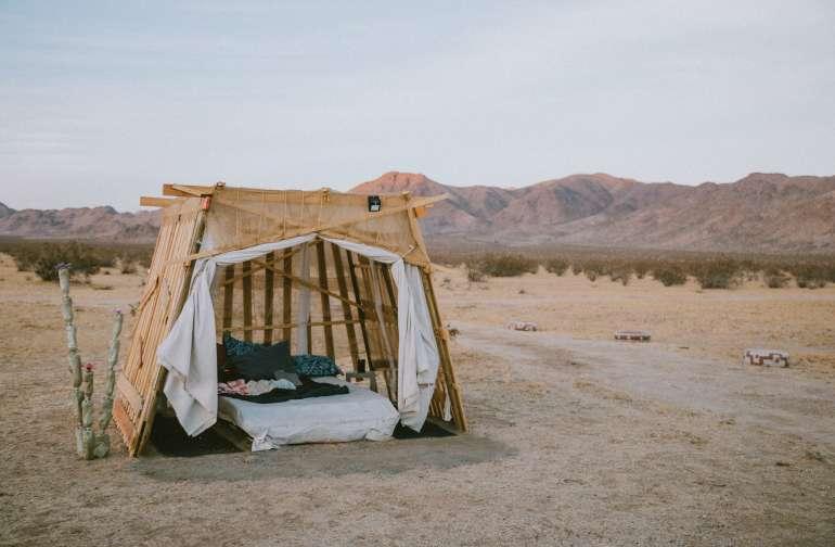 mountain desert lodging
