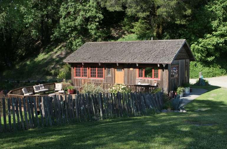Redwood Cabin Retreat