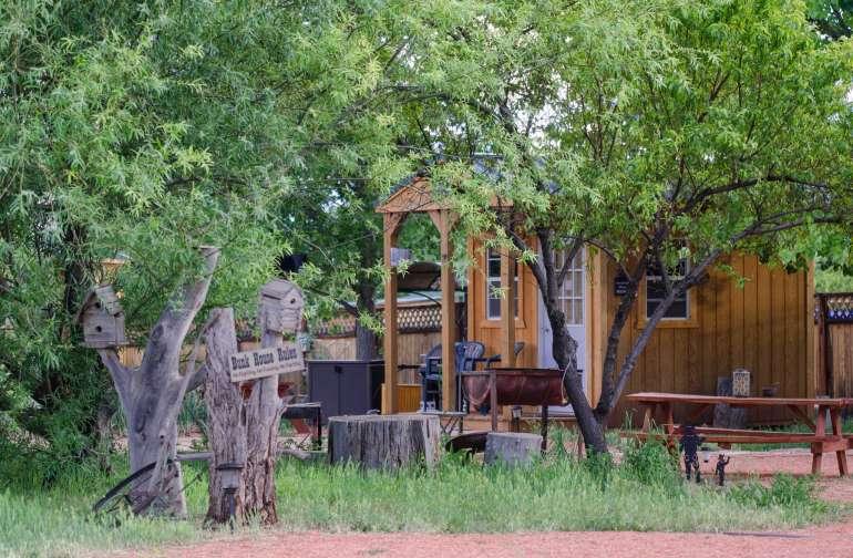 Cowboy Bunkhouse #1