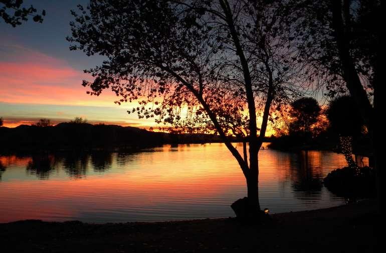 Serenity Lake Tent Camp