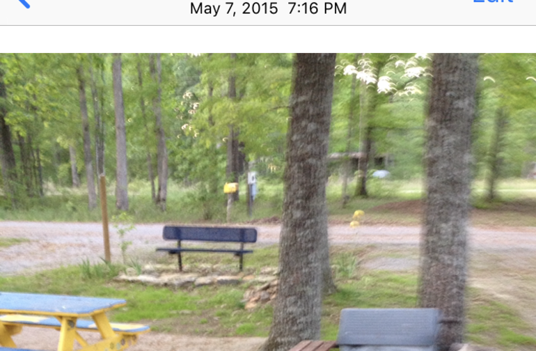 Best Camping In And Near Tishomingo State Park