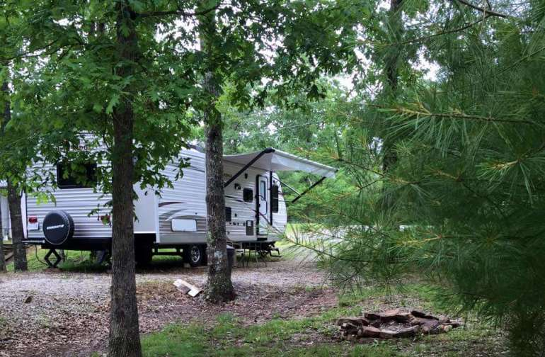 Spruce Creek Campground